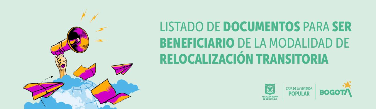 ¡Importante para beneficiarios de relocalización transitoria!