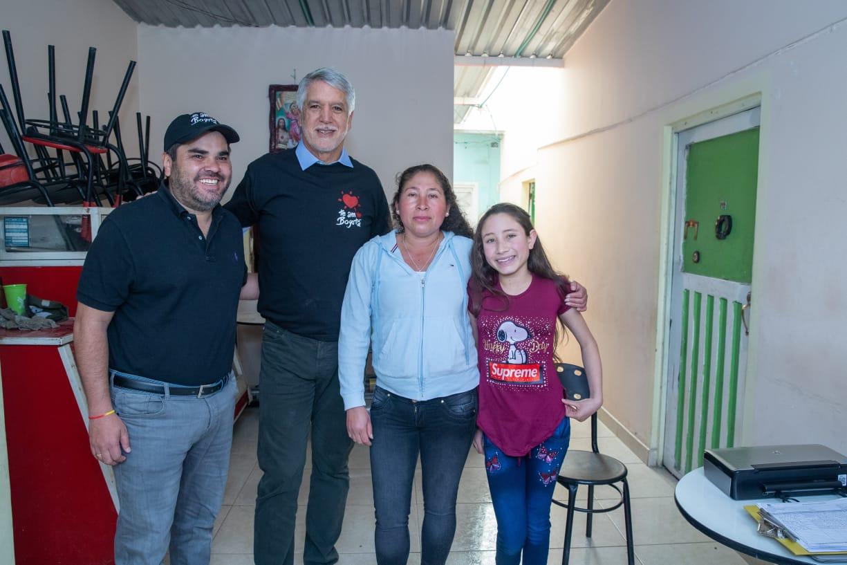 Bella Flor y el sueño de conocer al Alcalde Peñalosa
