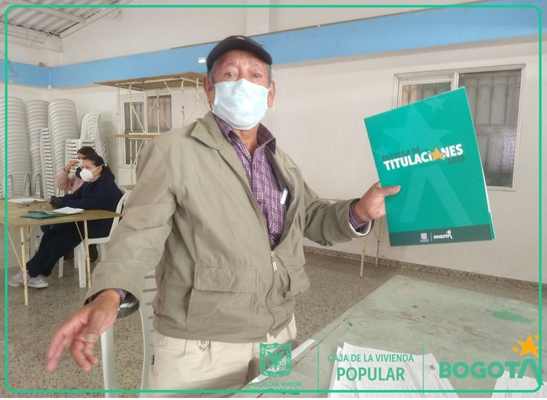 Estamos cumpliendo la meta de titulaciones en Bogotá