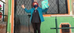 Bogotá le cumple el sueño de ser propietarios a 76 hogares