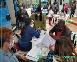 Fin de semana con oferta institucional de servicios en La Casona de Ciudad Bolívar