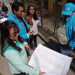 84% de avance en estudios y diseños para obras en barrios de Usme