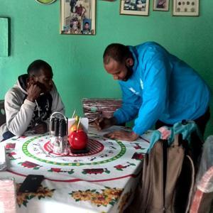 Reasentamientos acompaña a comunidad afrocolombiana